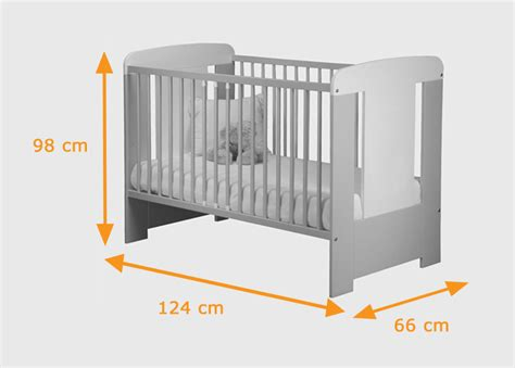 What Size Is A Toddler Bed by Baby Cot Teddy