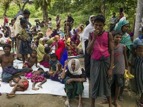 no more a muslim refugee s story of harrowing escape miraculous rescue and the call of jesus books myanmar makes to take back rohingya refugees