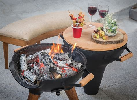 Aniva Cosa Bbq Transforming Chiminea Grill Fire Pit Grill Firepit