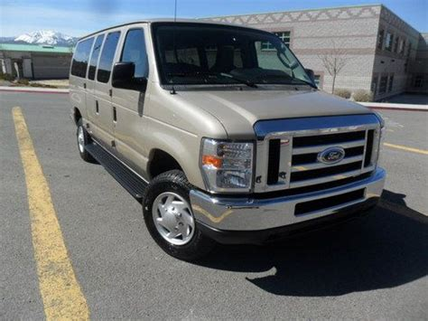 transmission control 1986 ford e series on board diagnostic system find used 2012 ford e350 12 passenger van tan running boards 26k miles factory warranty in reno