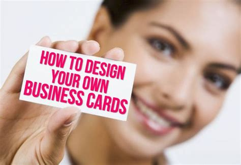 how to build your own business as a housekeeper books how to design your own business cards