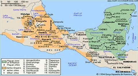 Aztec Ruins Mexico Map by Yucatan Asteroid K2 Barrier Page 2 Pics About Space