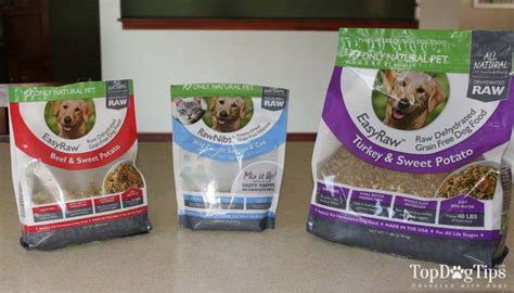 naturals puppy food reviews only pet easyraw dehydrated food review