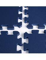 10 X 10 Interlocking Foam Mat And Black - black foam trade show tiles 10 x 10