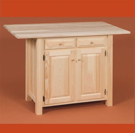 amish made kitchen islands amish built kitchen island