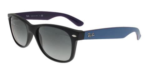 rb2132 matte black ban new wayfarer rb2132 618371 52 18 sunglasses