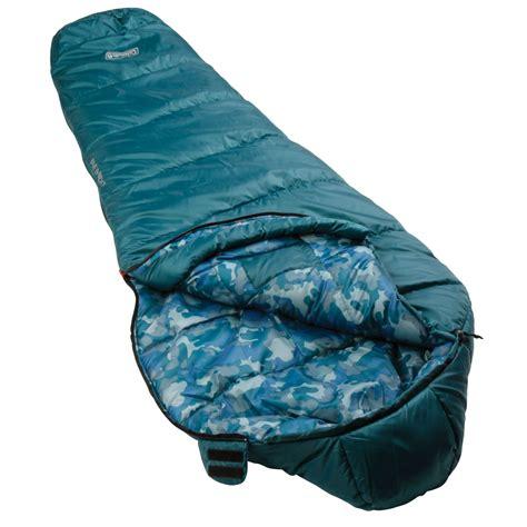 Sleeping Bag Mummy coleman youth mummy 30 degree sleeping bag