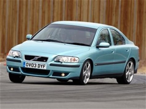 volvo s60 reliability ratings volvo s60 2000 2010 car reliability index