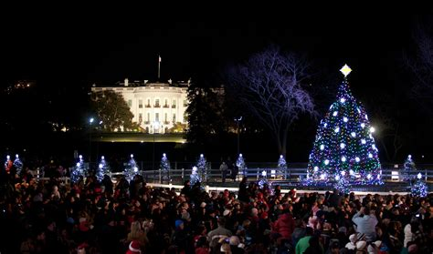 the obama family starts new tradition at national tree