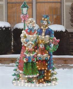 victorian christmas decorations 48 christmas caroler