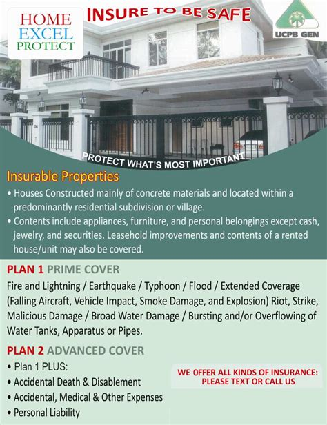 House Insurance Philippines 28 Images Corporate Guarantee Insurance Company
