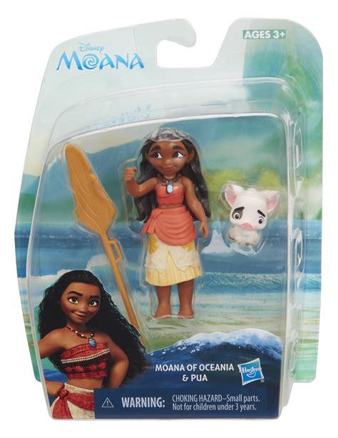 Promo Figure Moana 11pcs moana of oceania pua small doll set at mighty ape nz