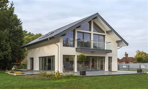 house design cost uk scandia hus adelia timber frame contemporary design
