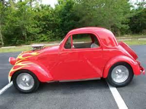 Fiat Topolino 1938 Fiat Topolino All Steel Pro Gasser Custom