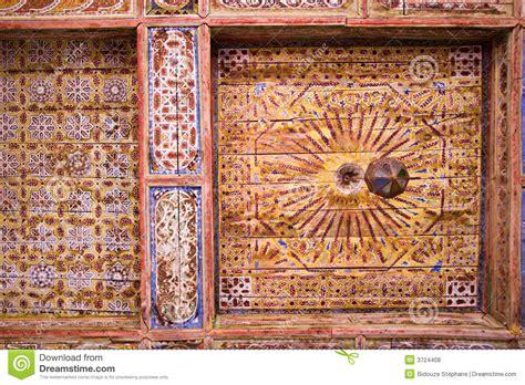 plafond droit de succession plafond marocain photo stock image du d 233 coration