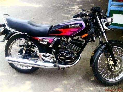 Yamaha Rx King Engine motorcycle yamaha rx king modification unique