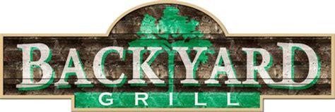 The Backyard Grill Houston Tx Jersey Professional Networking