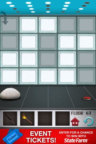 100 Floors Level 22 On Switch by 100 Floors How To Solve Level 63 Gamerevolution
