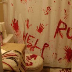 zombie bathroom halloween bathroom on pinterest