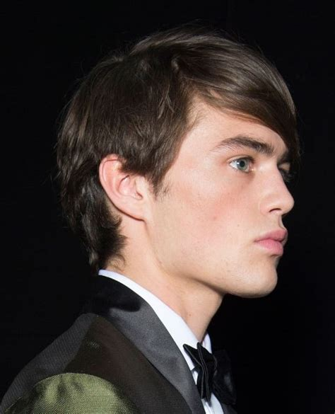 male hair cover ears picture of angular fringe hairstyle ideas for men 7