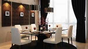 Black Dining Rooms by 20 Gorgeous Black And White Dining Areas For Your Home