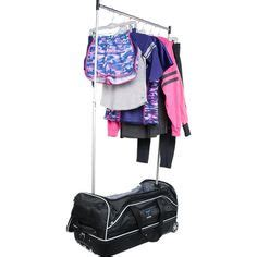 Duffle Bags With Garment Rack by 1000 Images About Spirit And Cheer On