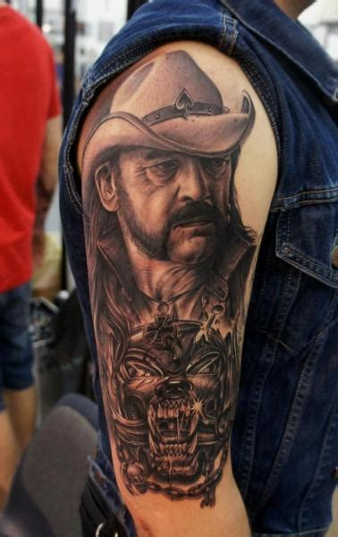 lemmy of motorhead tattoo lemmy motorhead tattoo pinterest lemmy motorhead and