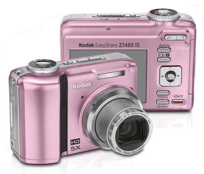 Pink Leather Digital By Kodak by Buydig Kodak Easyshare Z1485 Is 14mp Digital