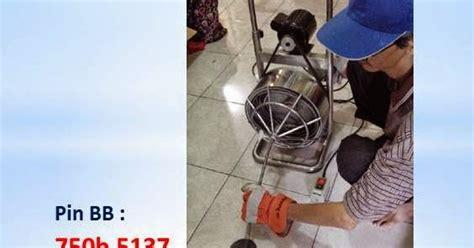 Pembersih Pipa mesin pembersih pipa saluran air drain pipe cleaner