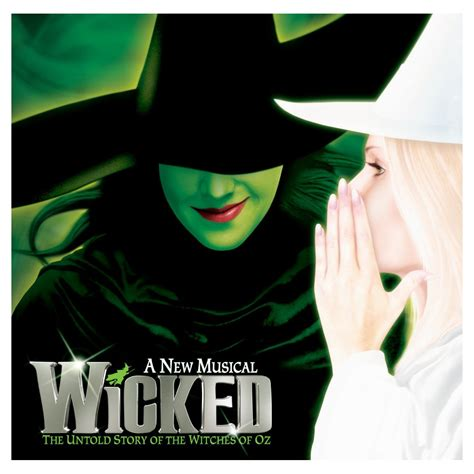 the wicked the wicked musical uk tour review celebrity radio by alex belfield