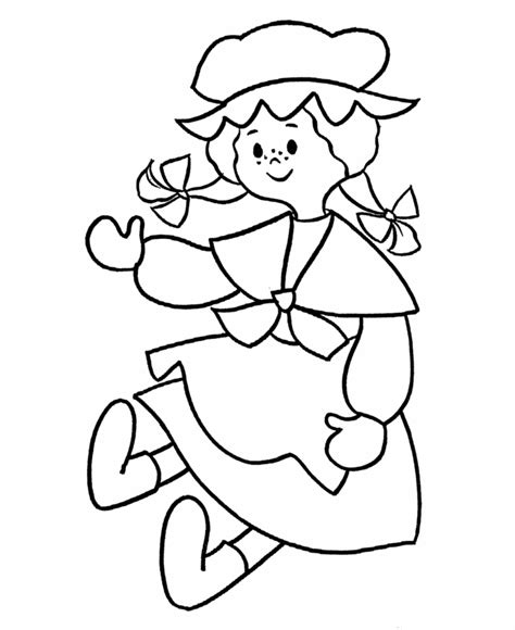Baby Doll Coloring Pages Coloring Home Doll Coloring Page
