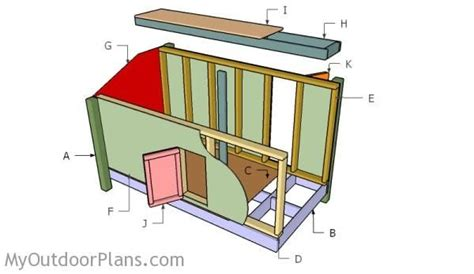Duck Blind Blueprints building a duck blind deer blind plans