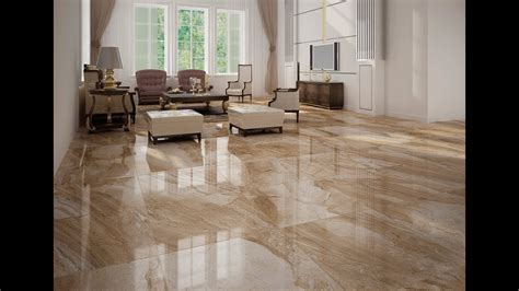 marble floor tile  living room designs youtube