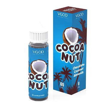 60ml Usa Eliquid 60ml cocoanut 6mg high vg eliquid with nicotine low