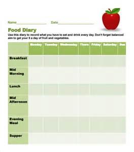 diabetic food journal template diabetic food diary template bestsellerbookdb