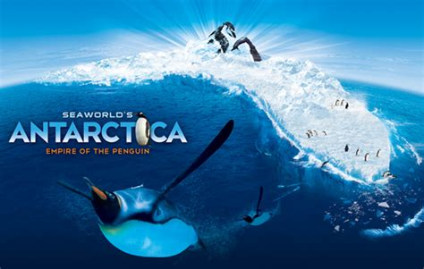 Antarctica Sweepstakes - seaworld announces more details sweepstakes as antarctica empire of the penguin