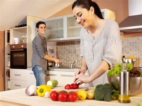 best tips to prepare healthy food cooking at home