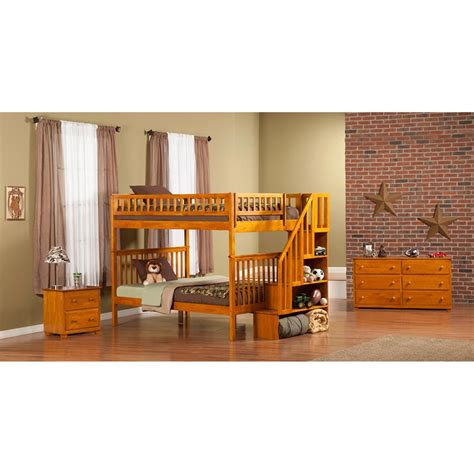 woodland bunk bed woodland bunk bed staircase dcg stores