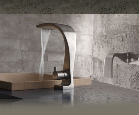 Industrial Style Bathroom Fixtures Design Faucets New Bathroom Faucets From Bandini Will Make You Want Them