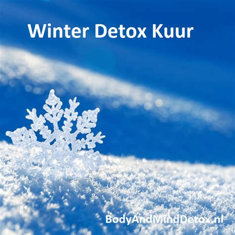 Winter Detox by Winter Detox Kuur And Mind Detox