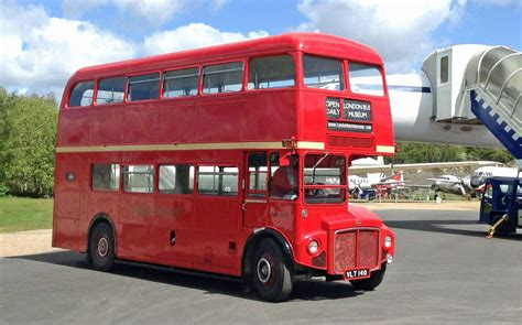 1959 AEC Routemaster bus   RM140   London Bus Museum