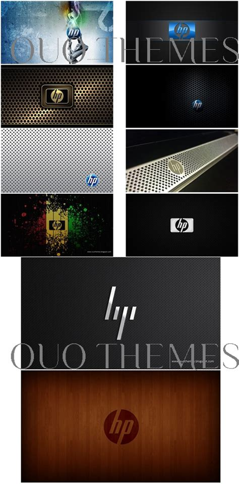 download themes for windows 7 hp hewlett packard theme for windows 7 and 8 ouo themes