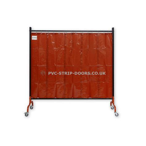 3ft X 4ft Frame by Welding Curtain With Frame Defender 400 6 4ft X 6 3ft