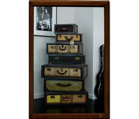 travel suitcase with drawers 1000 images about chest of drawers on vintage