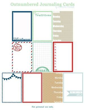 Project Journaling Card Template by 131 Best Images About Imagenes Para Imprimir On