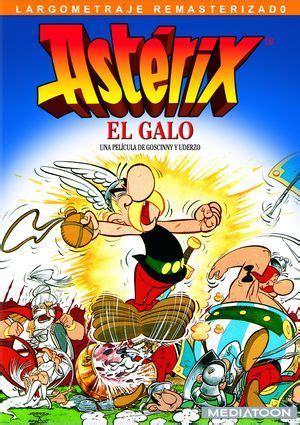 asterix el galo spanish asterix el galo largometraje remasterizado dvd de ray goossen comprar pel 237 cula en dvdgo com