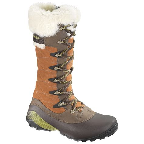 s merrell 174 winterbelle peak waterproof boots