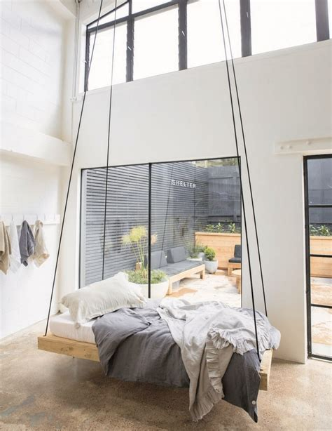 hanging bed hanging bed ideas that look surprisingly amazing