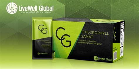 Testimoni Chlorophyll Gamat chlorophyl gamat harga promo livewell global fontaine