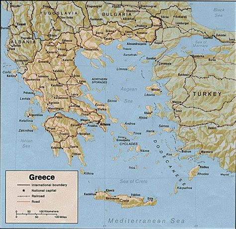 map of serres maps